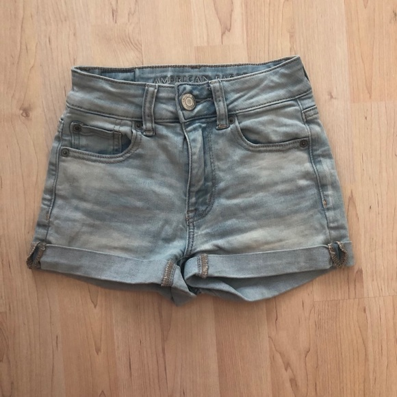 American Eagle Outfitters Pants - American Eagle jean shorts!!